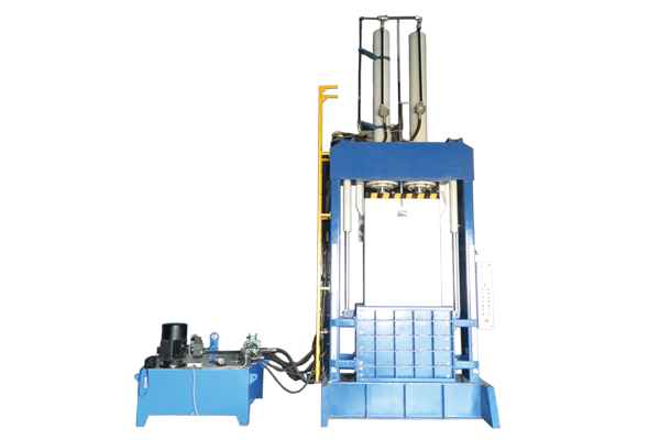 Fully Automatic Cotton Baling Press