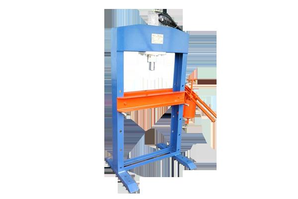 H – Type Press Machine