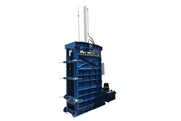 Hydraulic Baling Press for Cotton and Cotton Waste