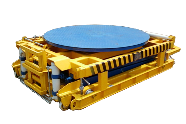 SPECIAL-TYPE-SCISSOR-LIFT-FOR-ISRO(CLOSED-CONDITION)