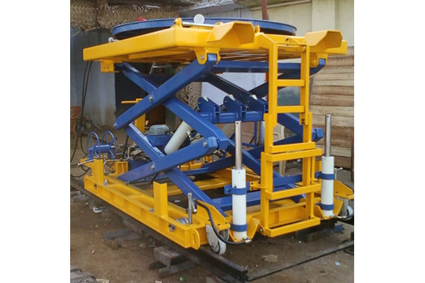 Special-Type-Scissor-Lift-For-Isro