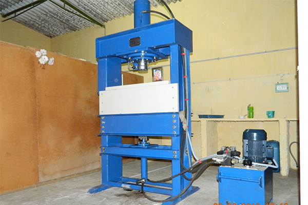 Mineral Block Press Machine